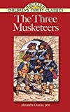 The Three Musketeers: In Easy-To-Read-Type (Dover Children's Thrift Classics)