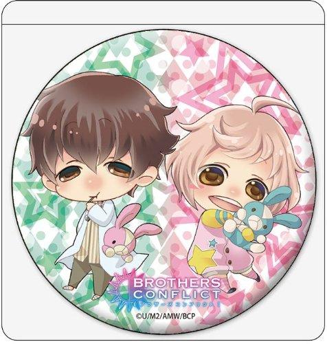 TV Anime BROTHERS CONFLICT can mirror Masaomi & Wataru