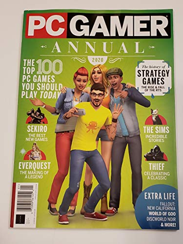 PC Gamer Annual 2020 Vol 3