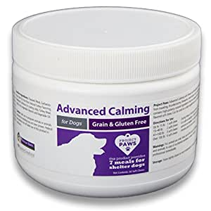 Amazon.com : Project Paws Advanced Calming Supplement for