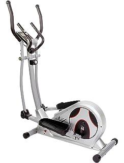 Christopeit Crosstrainer CT 4 2in1 Heimtrainer Fitness Fitnessgerät Sport Crosstrainer Fitness & Jogging