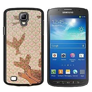 Stuss Case / Funda Carcasa protectora - Significado Profundo Metáfora del cabrito del niño - Samsung Galaxy S4 Active i9295