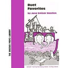 WP60 - Bastien Piano Library - Duet Favorites - Level 1