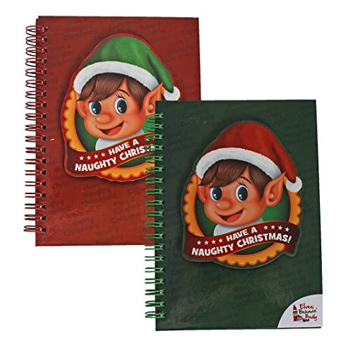 Noël Naughty Elf Party Prop X4 Baby Elfes /& Table Elfes Behavin mal Jouet