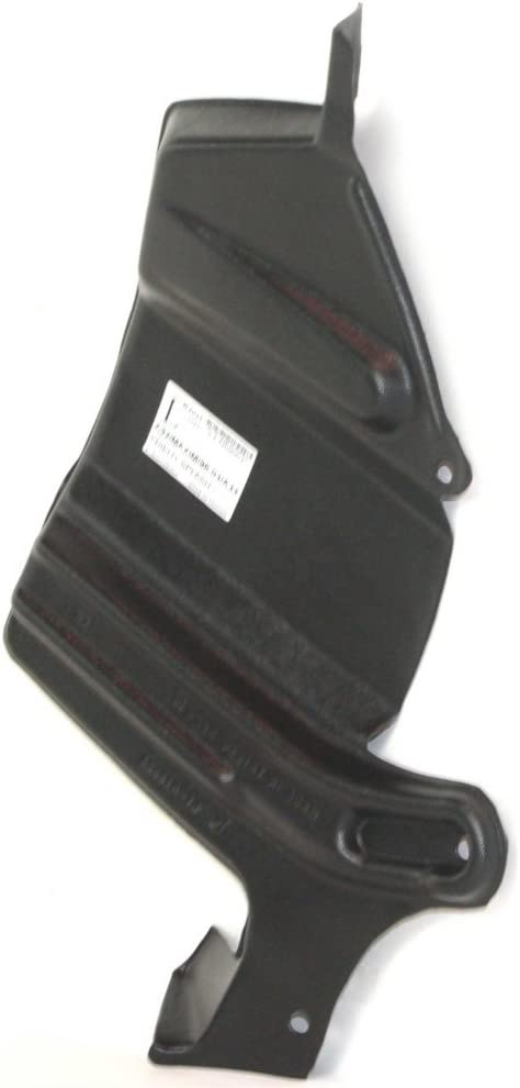 Engine Splash Shield compatible with Nissan Maxima 95-03 I35 02-04 Under Cover Left