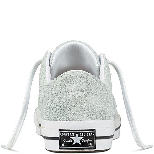 de Unisex Star Zapatillas Lifestyle White Dried Converse Suede Bamboo 416 Adulto One Black Ox Deporte Multicolor YBaqfx