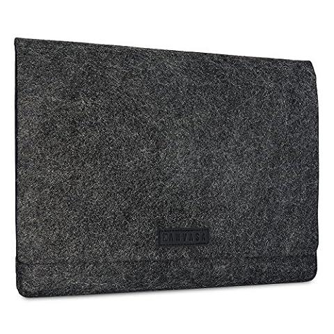 KANVASA Felt Laptop Sleeve 11-11.6