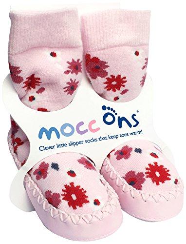 12m Hüttenschuhe Floral Mokassins Babyschuhe Ditsy 6 Mocc Ons 8UHqZnwx1