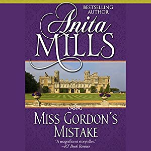 Miss Gordon's Mistake Audiobook