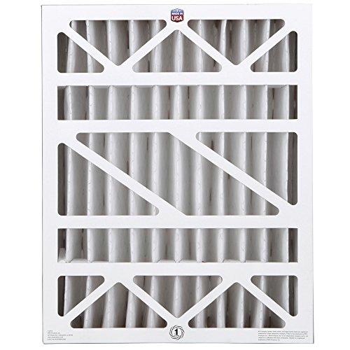 "BestAir HW1620-8R Furnace Filter, 16"" x 20"" x 4"", Honeywell Replacement, MERV 8, 3 pack"