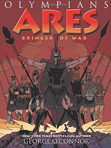 ares, greek, roman mythology, mars, god of war, red planet