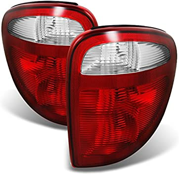 01 02 03 Dodge Caravan Chrysler Town /& Country Taillight Left Driver NEW