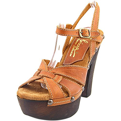 Sbicca Women's Olympia Dress Sandal,Tan,9 B US