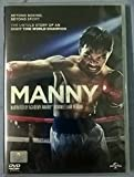 Manny (Documentary Sport Boxing Manny Pacquiao) ** Import from Asia ** (Zone 3) Jimmy Kimmel, Liam Neeson, Jinkee Pacquiao