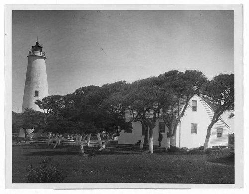 - Photo: Ocracoke Island lighthouse,Hyde County,North Carolina