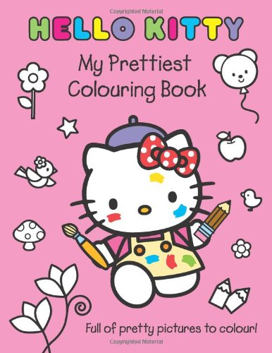 880 Coloring Book Pages Hello Kitty For Free