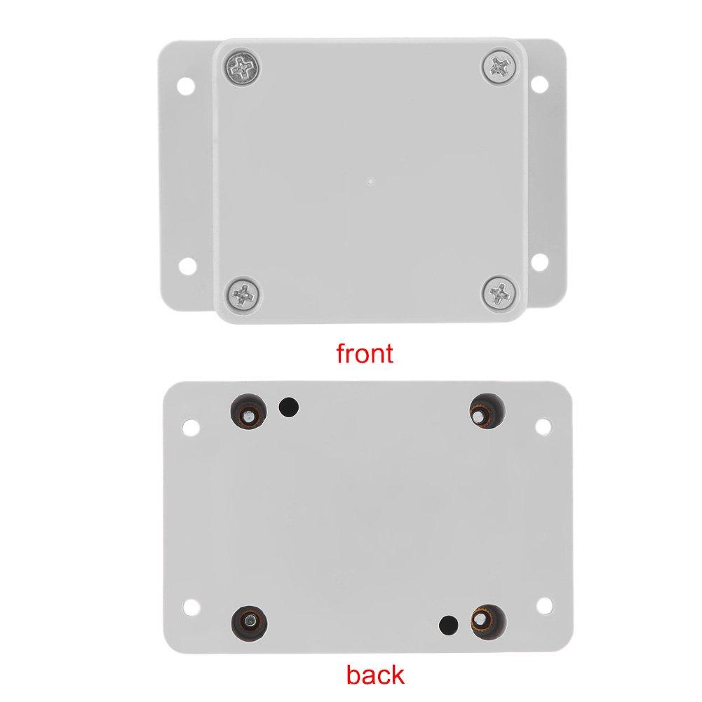 Wasserabweisend Elektrische Universalgeh/äuse Instrument Fall IP65/ABS