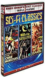 Roger Corman's Cult Classics (Attack of the Crab Monsters / War of the Satellites / Not of This Earth)