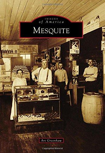 Mesquite (Images of America) - Us Mesquite