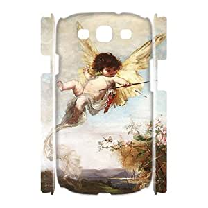 Case Of Cupid Customized Hard Case For Samsung Galaxy S3 I9300