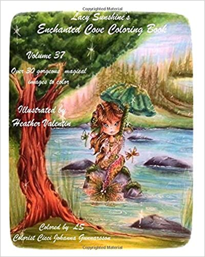 ??BETTER?? Lacy Sunshine's Enchanted Cove Coloring Book: Fantasy, Sprites, Mermaids And More Volume 37 Enchanting And Magical (Lacy Sunshine's Coloring Books). Mobile estan Toolkit Grande identify