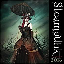 Steampunk 2016 Calendar