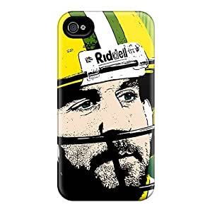 High-quality Durability Case For Iphone 4/4s(green Bay Packers)