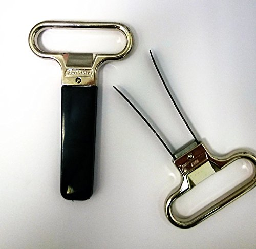 Two Prong Cork Puller Extractor Ah - So Style Wine Bottle Opener Waiter's Friend