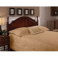 Hillsdale Cheryl Panel Headboard in Cherry - Full/Queen