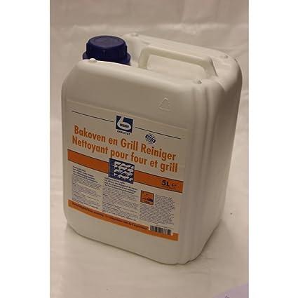 Dr. Becher bakoven en barbacoa limpiador 5000 ml Bidón (Horno y grill limpiador)