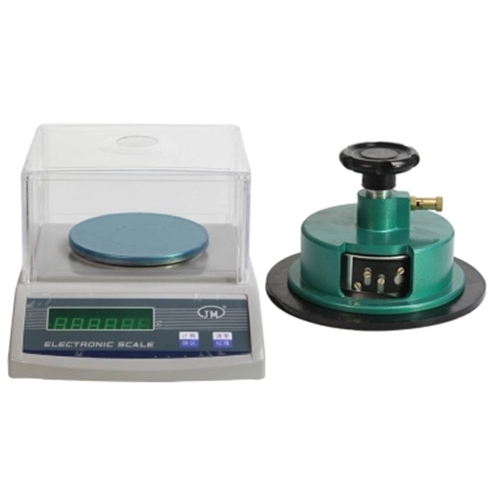 CGOLDENWALL Lab Digital Analytical Balance High Precision Scale Digital Electronic Balance Scale Jewelry Scales Laboratory Weighing Industrial Scale Lab Scale with Sampler (Iron, 2000g/0.1g)