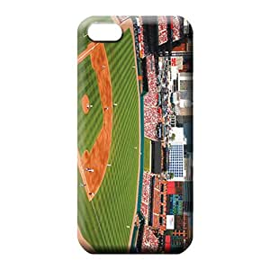 iphone 5 5s cell phone covers Shockproof cases High Grade st. louis cardinals mlb baseball