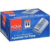 up aqua double check valve - Aqua Culture 20-60 Gallon Double Outlet Aquarium Air Pump, 1 Count