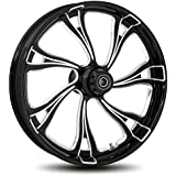 """RC Components Ranger Eclipse 21"""" Front and Rear Wheel Tire Package for 2000-2007 Harley-Davidson Touring models - RCWP-07-RANGER-E"""