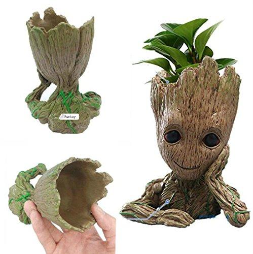 Baby Groot Planter Pot Flowerpot