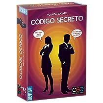 Devir Código Secreto Juego de Mesa (BGCOSE)