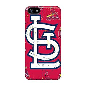 Bnu2134KIlW Faddish St. Louis Cardinals Case Cover For Iphone 5/5s