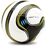Soccer Ball Size 5 - Premium Adult & Youth Soccer...