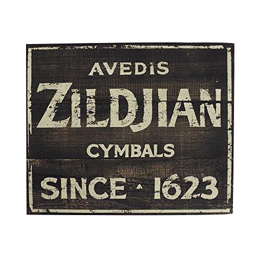 Zildjian Vintage Factory Sign