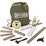 Mu-Xing Therapy Warm Bamboo Massage Tool Kit