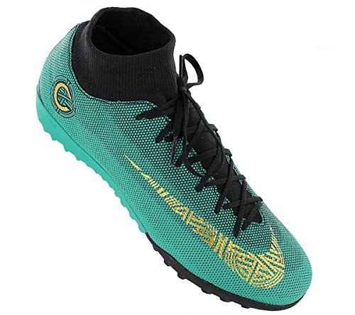 X Cr7 Superfly Mixte Tf 6 Mehrfarbig De Adulte Aj indigo Chaussures Football 001 Nike Mercurial Academy Vert qPEyXKw5