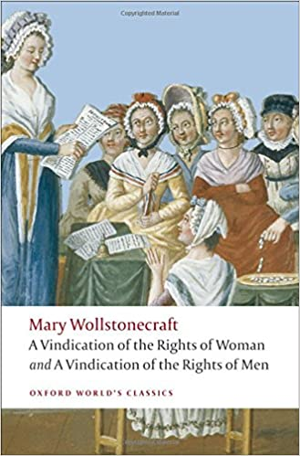 Amazon.com: A Vindication of the Rights of Woman and A Vindication ...