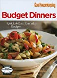 Good Housekeeping: Budget Dinners, Good Housekeeping Editors, 157215618X