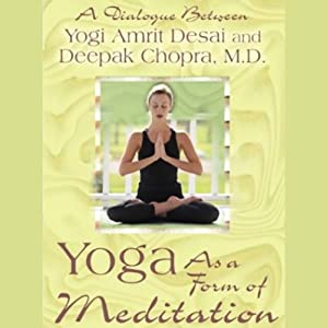 Yoga As a Form of Meditation Speech