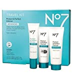 No7 Protect & Perfect Intense Advanced Travel Kit - Pack of 2