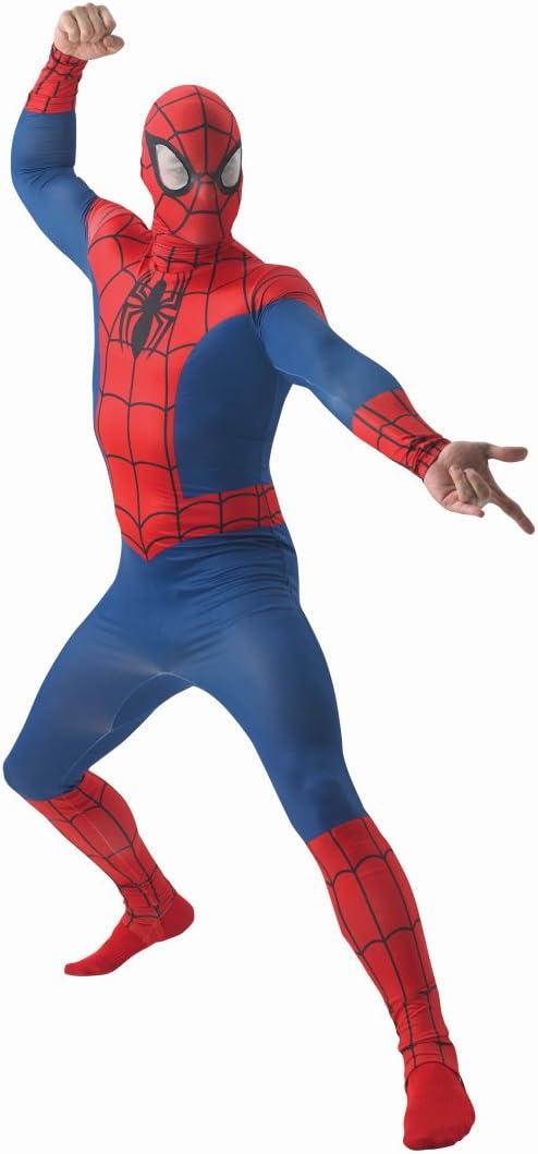 Disfraz de Spiderman super héroe de cómic Spiderman costume ...