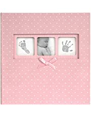 Innova Editions–50bebé libro de lunares, tradicional encuadernados álbum–Parent