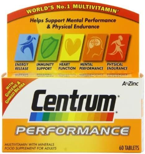 Centrum Performance - Pack of 60 by Centrum