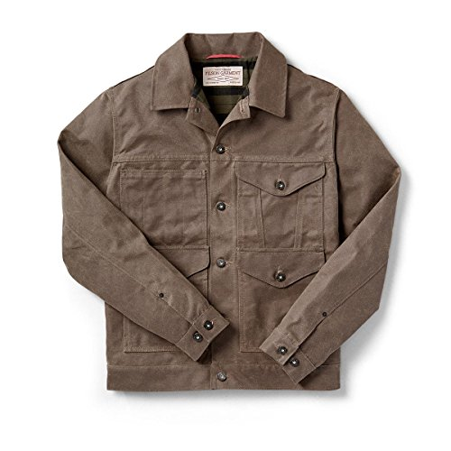 Filson Lined Short Cruiser Jacket - Seattle Fit