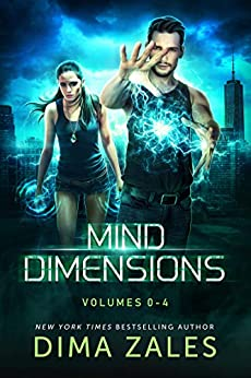 Mind Dimensions Omnibus: Volumes 0-4 by [Zales, Dima]